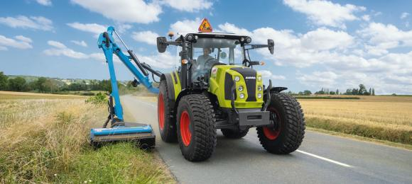 Claas Arion 400 serie